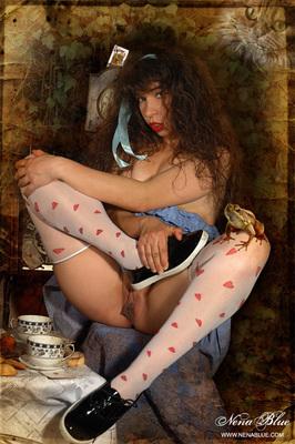 Tea with Alice in wonderland - 12