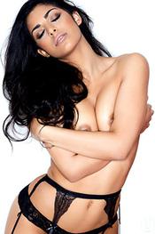 Playmate Roxann Celeste for Playboy Plus
