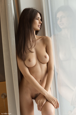 Pretty Brunette Jasmine A Via Femjoy - 04