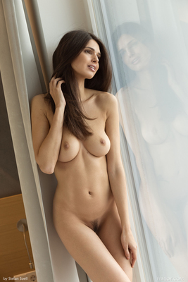 Pretty Brunette Jasmine A Via Femjoy - 05