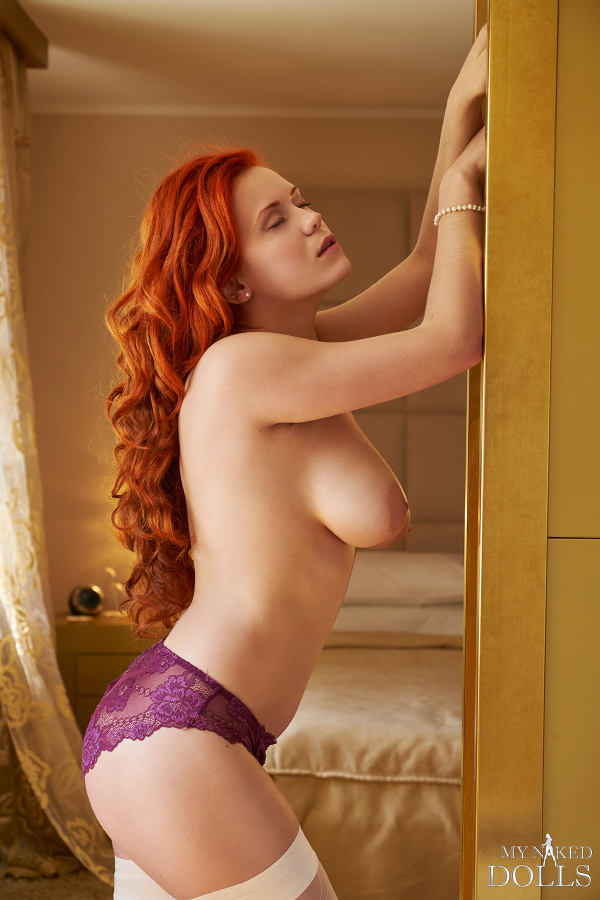 Redheads with big tits